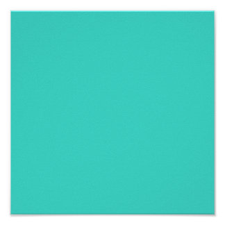Turquoise Posters