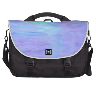 Turquoise & Purple Blended Bags For Laptop