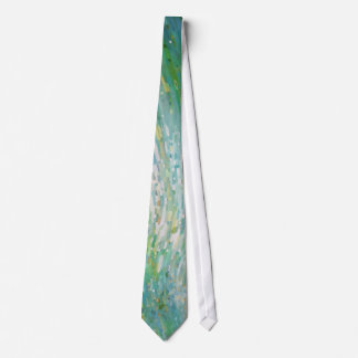 Turquoise Reflections of Ocean Currents Tie byJuul
