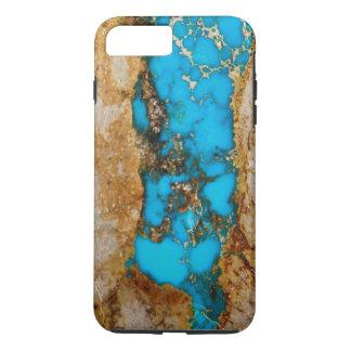 Turquoise Rock 1 iPhone 7 Plus Case