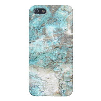 Turquoise Rock Cover For iPhone 5/5S