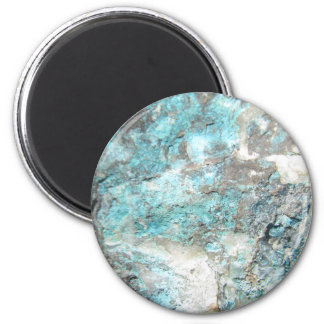 Turquoise Rock Magnet