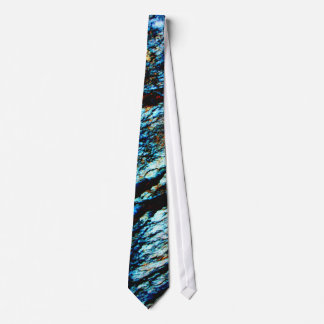 Turquoise Rock Neck Tie