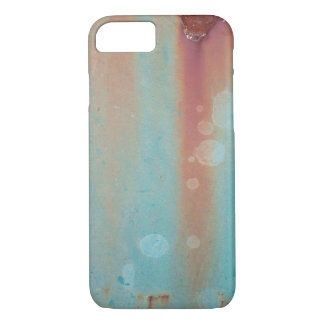 Turquoise Rusted Metal iPhone 8/7 Case