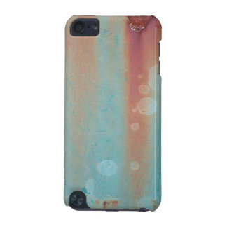 Turquoise Rusted Metal iPod Touch 5G Covers