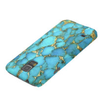 """""""Turquoise Samsung Galaxy Phone Case"""" Case For Galaxy S5"""