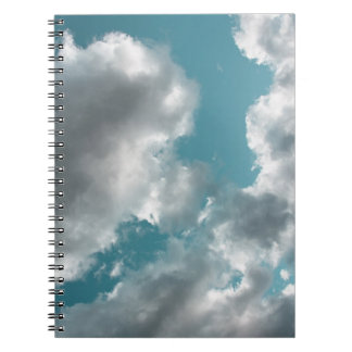Turquoise Skies Notebook
