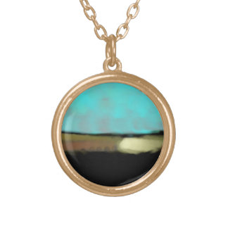 Turquoise Sky > Artistic  Necklaces Custom Necklace