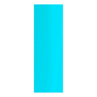 Turquoise Sky Blue Color Customize This Business Card