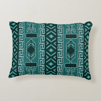 Turquoise Aztec Pillows - Decorative & Throw Pillows Zazzle