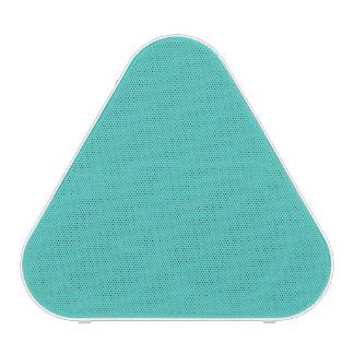 Turquoise Star Dust Speaker