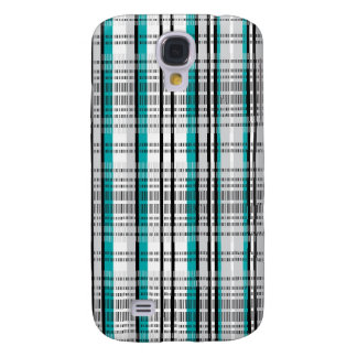 Turquoise Stitching -  Samsung Galaxy S4 Case