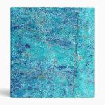 Turquoise Stone Binder