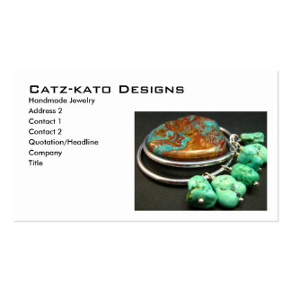 Handmade jewelry business cards 326 handmade jewelry for Handmade jewelry business cards