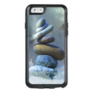 Turquoise Stone Zen Formation Misty Ocean Spray OtterBox iPhone 6/6s Case