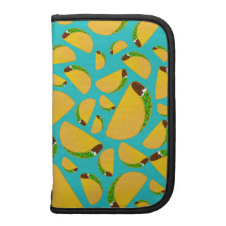 Turquoise tacos organizers
