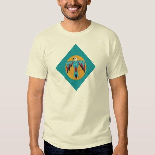 Turquoise Thunderbird T Shirt