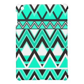 Turquoise Tribal Pattern Case For The iPad Mini
