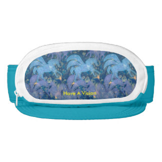 Turquoise Visions Visor