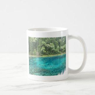 Turquoise Water Coffee Mug