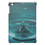 Turquoise Water Drop iPad Mini Case