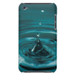 Turquoise Water Drop iPod Touch Cases