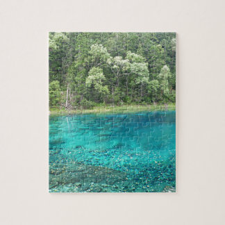 Turquoise Water Jigsaw Puzzle
