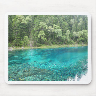 Turquoise Water Mouse Pad
