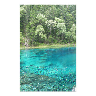 Turquoise Water Stationery