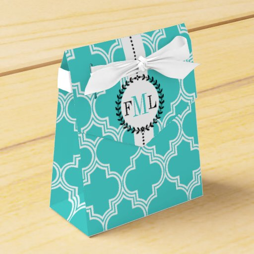 Galerry chest moroccan wedding favor