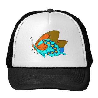 Turquoise Wings Trucker Hats