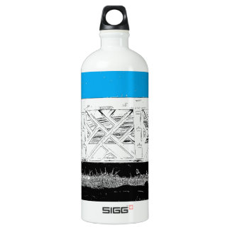 Turquoise with Bench SIGG Traveler 1.0L Water Bottle