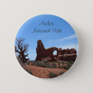 Turret Arch- Arches National Park Pinback Button