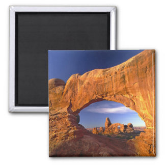 Turret Arch, Arches National Park, Utah, USA Magnet