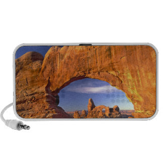 Turret Arch, Arches National Park, Utah, USA PC Speakers