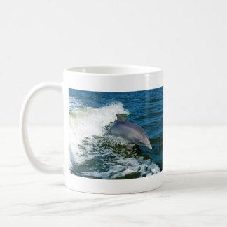 Tursiops Truncatus del delfín de Bottlenose Taza De Café