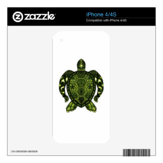 Turtle 2b skins for the iPhone 4