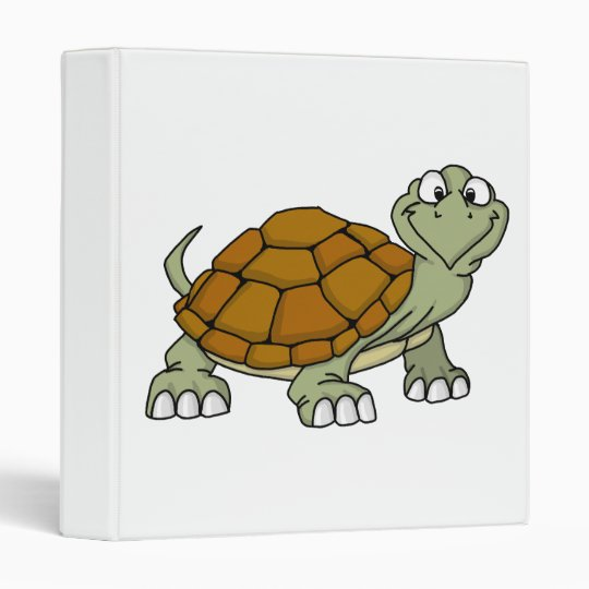 turtle 3 ring binder
