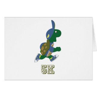 Turtle 5K - Blue Card