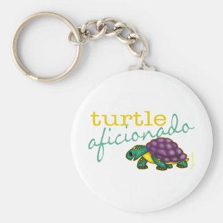 Turtle Aficionado Keychain