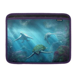 Turtle Alley MacBook Sleeves