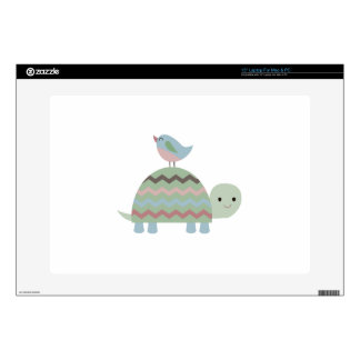 "TURTLE AND BIRD 15"" LAPTOP SKINS"