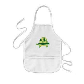Turtle apron