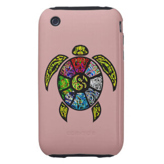 Turtle Ba-Gua iPhone3 case
