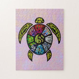 Turtle Ba-Gua Jigsaw Puzzle