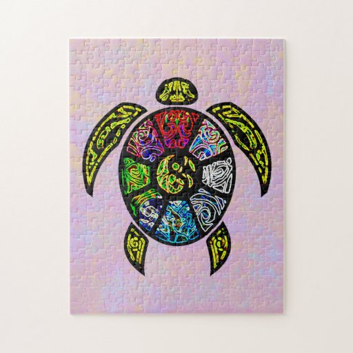 Turtle Ba-Gua Jigsaw Puzzles