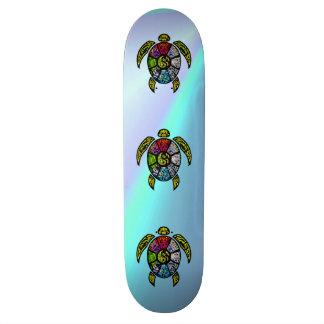 Turtle Ba-Gua Skateboard Deck