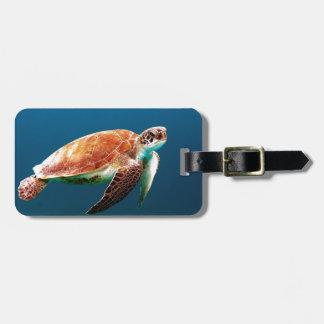 Turtle Bag Tag