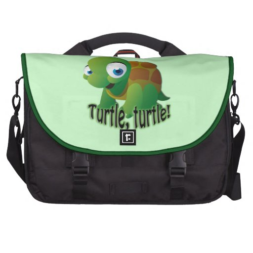 Turtle! Bags For Laptop