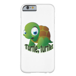 Turtle! Barely There iPhone 6 Case